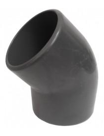 CODO PVC 45º 160MM